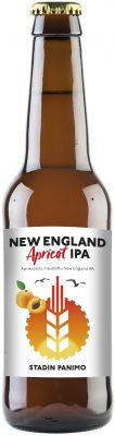 [kuva: Stadin New England Apricot IPA(© Alko)]