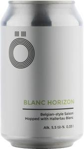 [kuva: Ö Brewing Blanc Horizon Saison tölkki(© Alko)]