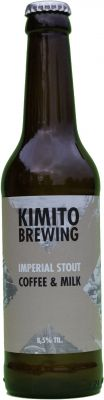 [kuva: Kimito Coffee Milk Imperial Stout(© Alko)]