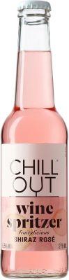 [kuva: Chill Out Wine Spritzer Shiraz Rosé(© Alko)]
