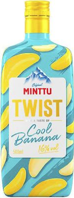 [kuva: Minttu Twist Cool Banana(© Alko)]