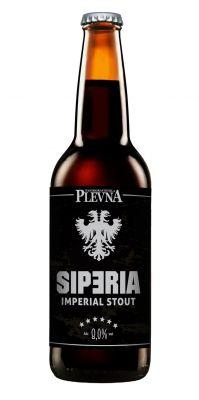 [kuva: Plevna Siperia Imperial Stout(© Alko)]