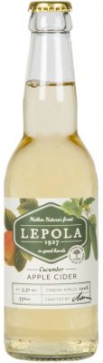 [kuva: Lepola Cucumber Apple Cider(© Alko)]