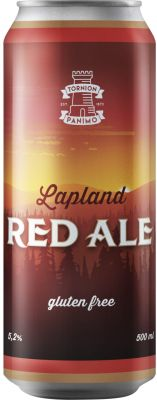 [kuva: Tornion Lapland Red Ale tölkki(© Alko)]