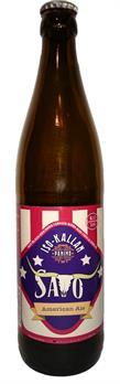[kuva: Iso-Kallan Savo American Ale  pullo 20 x 0,5 l(© Alko)]