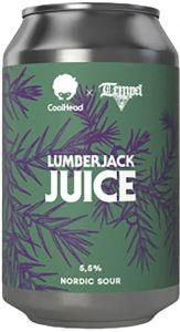 [kuva: CoolHead Lumberjack Juice Nordic Sour tölkki(© Alko)]