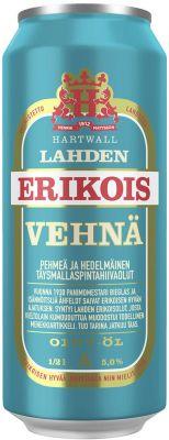 [kuva: Lahden Erikois Vehnä tölkki(© Alko)]
