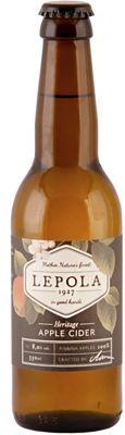 [kuva: Lepola Heritage Apple Cider(© Alko)]