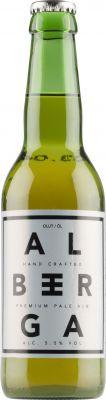 [kuva: Alberga Pale Ale(© Alko)]