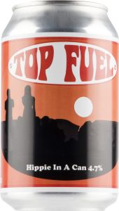 [kuva: Top Fuel Hippie In A Can tölkki(© Alko)]