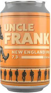 [kuva: Tired Uncle Uncle Frank New England IPA tölkki(© Alko)]