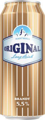 [kuva: Original Long Drink Brandy tölkki(© Alko)]