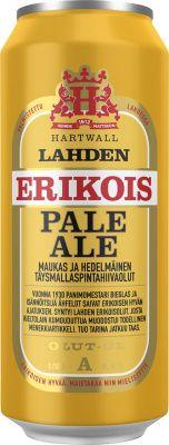 [kuva: Lahden Erikois Pale Ale tölkki(© Alko)]