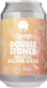[kuva: CoolHead Deep Double Stoned Double Fruited Nordic Sour tölkki(© Alko)]