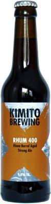 [kuva: Kimito Rhum 400 Barrel Aged Strong Ale(© Alko)]