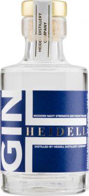 [kuva: Heidell Navy Strength Gin(© Alko)]