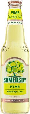 [kuva: Somersby Pear Cider(© Alko)]