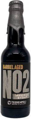 [kuva: Teerenpeli Barrel Aged No2 Imperial Stout(© Alko)]