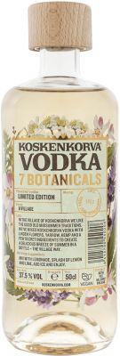 [kuva: Koskenkorva Botanicals(© Alko)]