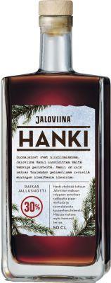 [kuva: Jaloviina Hanki(© Alko)]