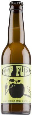 [kuva: Top Fuel Golden Vicious Apple Cider(© Alko)]