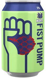 [kuva: Koff Fist Pump IPA tölkki(© Alko)]