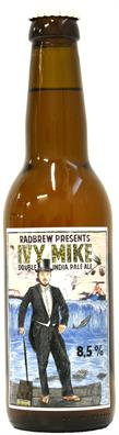 [kuva: Radbrew Ivy Mike Double IPA(© Alko)]