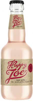 [kuva: Happy Joe Red Love Dry Rosé Apple Cider(© Alko)]