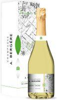 [kuva: A. Bergère Les Vignes de Nuit 100% Chardonnay Champagne Extra Brut]