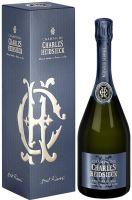[kuva: Charles Heidsieck Réserve Champagne Brut lahjapakkaus]