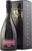 [kuva: Salmon Collection Special Club Rosé de Saignée Millésime Champagne Zero Dosage 2013]