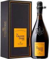 [kuva: Veuve Clicquot La Grande Dame Champagne Brut 2008]