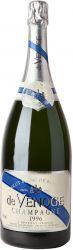 [kuva: de Venoge Blanc de Blancs Champagne Brut MGM 1996]
