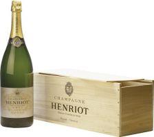 [kuva: Henriot Millésimé Champagne Brut Jeroboam 1990]