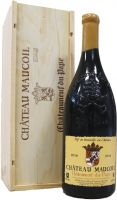 [kuva: Chateau Maucoil Chateauneuf-du-Pape Tradition Magnum 2016]