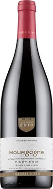 [kuva: Vignerons de Buxy Buissonnier Pinot Noir 2012(© Alko)]