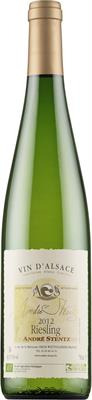 [kuva: André Stentz Riesling 2016(© Alko)]