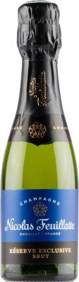 [kuva: Nicolas Feuillatte Réserve Exclusive Champagne Brut(© Alko)]