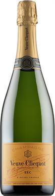 [kuva: Veuve Clicquot Champagne Sec(© Alko)]