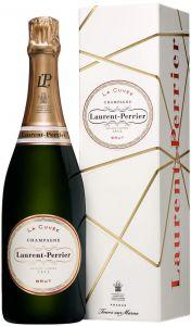 [kuva: Laurent-Perrier La Cuvée Champagne Brut(© Alko)]