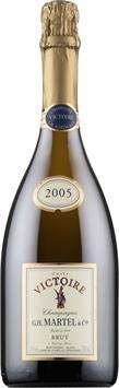[kuva: Cuvée Victoire Champagne Brut 2007]