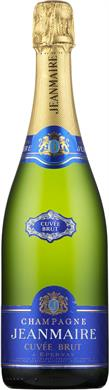 [kuva: Jeanmaire Cuvée Champagne Brut(© Alko)]
