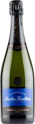 [kuva: Nicolas Feuillatte Réserve Champagne Brut(© Alko)]