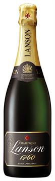 [kuva: Lanson Black Label Champagne Brut(© Alko)]