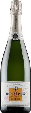 [kuva: Veuve Clicquot Champagne Demi-Sec(© Alko)]