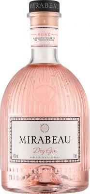 [kuva: Mirabeau Dry Rosé Gin(© Alko)]