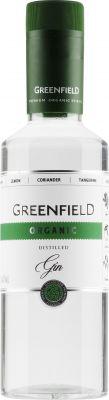 [kuva: Greenfield Organic Distilled Gin muovipullo(© Alko)]