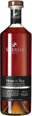 [kuva: Soerlie Selection Hors d´Âge Cognac Grande Champagne(© Alko)]