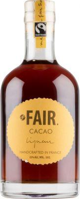 [kuva: Fair. Cacao Liqueur(© Alko)]