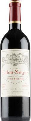 [kuva: Château Calon-Ségur 2000(© Alko)]